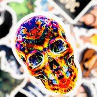 50 adet Hip Hop Rock Band Graffiti Sticker