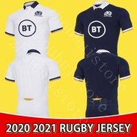 2020 2021 İskoçya Rugby Formalar 20 21 Eve Dight Galce Erkek Boyutu S-5XL İskoç Gömlek Maillot Camiseta Maglia Yüksek Kaliteli Rugby Gömlek