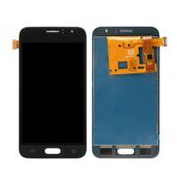 إصلاح لوحات اللمس الهاتفية لسامسونج غالاكسي J1 ACE J110 J120 شاشة LCD محول الأرقام استبدال الجمعية عرض أجزاء جودة الأصلي و tft