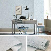 Papéis de parede impermeáveis 3d papel de parede sem costura textile wallcovering tecido pano quarto sala de estar tv fundo decoração moderna pintura