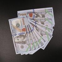 Party Flaunting Wealth Prop Money 1000 долларов Copy Fake Full Print 2-х сторонние кинопленки для кинопленки из различных деноминаций апрель дураков Новогодний офис