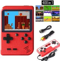 In 1 Handheld Games Retro Mini Game Player Console Support Two Players & Playing On TV Gift For Kids And Adults Portable