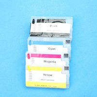 Ink Refill Kits Chip For 711 4 Colors Refillable Cartridges With ARC Chips DesignJet T520 T120 Printers