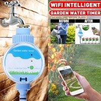 Meigar Electronic WiFi Telecomando Automatico Giardino Irrigazione Giardino Acqua Timer Intelligente Intera annaffiatoio Attrezzature