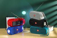 TG280 Bluetooth Sem Fio Surwofer Subwoofer Portátil Home Outdoor Speaker Hands-Free Chamada Perfil Estéreo Baixo 1200mAh Bateria