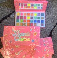 Top quality ROMANKY Dazzle Chaim Cosmic Dream Eyeshadows PRESSED PIGMENT PALETTE 32 Colors Shimmer and Matte Eyeshadow Palettes Free Fast Delivery