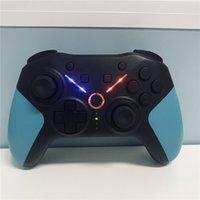 PS4 Kablosuz Bluetooth Denetleyici Titreşim Joystick Gamepad Oyunu Kontrolörleri Nintendo Anahtarı NS-Switch Pro Oyun Oyuncu Konsolu Kolu