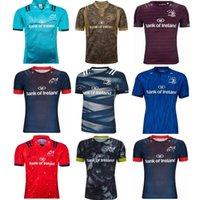 2021 Leinster Rugby Jersey Home Away Europeu Alternate Quality Irish Club Club Tamanho S-3XL