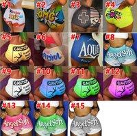 Summer Women Tight Shorts Personalise Pattern Printed Shorts Yoga Pants Fitness Candy Print Shorts Yoga Pants Skinny Fast Shipping