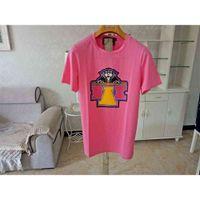 봄과 여름 새로운 느슨한 푸른 코트 티셔츠 탑 여름 솔리드 컬러 짧은 소매 티셔츠 여성을위한 top907vv