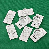 Lâmpada de luz 3V 6V SMD da lâmpada com fliter óptico da lente para 32-65 polegadas LED TV Repair 2m Cable Backlight Tira Acessórios