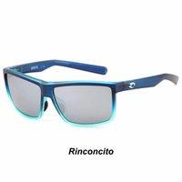 Classic costa sunglasses mens Rinconcito_580P Polarized UV400 PC Lens high quality Fashion Brand Luxury Designers Sun glasses for women TR90 frame &Case