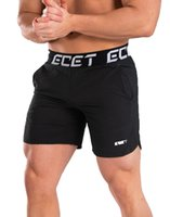 Hommes Summer Exercice Caractéristiques Pantalon Taille Fitness Fitness Pantalon Formation Formation Sports Sports Casual Short