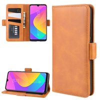 Credit Card Slot Cases for XiaoMi 7 cc9e A3 CC9 note7 note7Pro Y3 K30Pro note8 note8pro Note8T Core PU Leather Flip Cover Case with Opp Bag