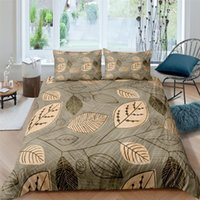 Nordic Flower Bed Cover Floral Bedding Set Luxury Egyptian Bedspread Queen King Size Leaves Duvet Double NO Sheet Sets