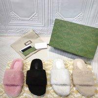 Chaussons Hiver Solid Color Home Home Intérieure Appartements Chaussures Femme Femme Peluche Spouse Peluche Femelle Coton chaude Chambre moelleuse
