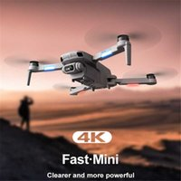 UAV Camoro Professional Mini Drones with Long Distance 5km Camera Drone with 4K Hd Camera and GPS 5G Wifi Drone Long Range Rc Drones Q0602