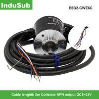 Smart Home Control E6B2CWZ6C For OMRON Rotary Encoder E6B2-CWZ6C 20 30 40 60 100 200 360 400 500 600 1000 1024 1800 2000 2500P R 5-24V Free