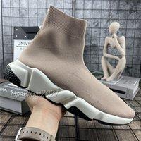 Модные мужчины женщины повседневные туфли носки скорость обуви 2.0 спортивные трикотажные растягивающие кроссовки скорость Zapatillas Scarpe ню chaussures высокое качество черный oreo с коробкой