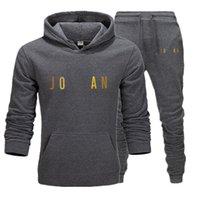 2022 Herbst Designer Wintermode Männer Trainingsanzug Neue Herren Hoodies + Jogginghosen Zweiteiler Anzug Mit Kapuze Beiläufige Sets Männliche Marke Kleidung