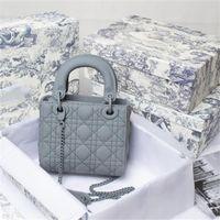 2021 clássico must-have as bolsas elegantes da senhora as bolsas de diamante de diamante elegante bolsas de couro genuíno mulheres multicolor totes saco crossbody