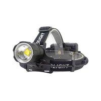 1800 люменов сильные головные лампы T130 LED Super яркие 3-коды USB аккумуляторные водонепроницаемые фары, с аккумулятором 18650, подходит для кемпинга, ночной езды и приключениями