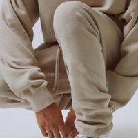 19s outono inverno EUA 3m reflexivo masculino calças calças calções vintage rua elástica cintura ao ar livre esporte solto casual shorts