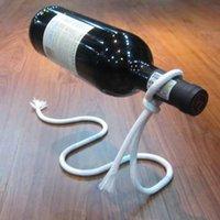 Magic metal colgando cadena de suspensión bandejas de vino europeo retro creativo hecho a mano de restaurante soporte de soporte de soporte de soporte