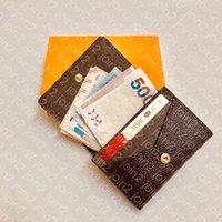 Zarfpe Carte de Visite M63801 Tasarımcı Moda Erkekler Sikke İş Kredi Kartı Bilet Tutucu Anahtar Kılıf Lüks Cep Organizatör Cüzdan N63338
