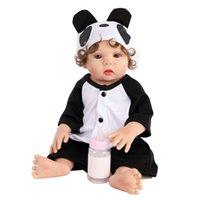 NPK 45 cm Real Rozmiar Doll Reborn Berbeć Dziewczyna Księżniczka Kąpiel Zabawki Bardzo miękkie pełne ciało Silikonowe niespodzianka prezent