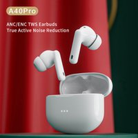 A40Pro ANC ENC Air H1 Wireless Earphones Chip 2 Pods Gen 3 Pro Win Up Pop Charger Bluetooth Headphones Earbuds GPS Rename lighting 8P plug headset