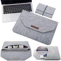 2021 Laptop Case Sleeve Bag für Apple MacBook Air Pro 13.3 Huawei Ehre Magicbook MateBook Notebook Handtaschen