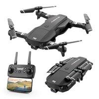 RCtown F62 2.4G WiFi 4K 16MP HD Câmera de Angular Grande RC Drone Fluxo Óptico Controle de Gesto Smart Siga Quadcopter Drones
