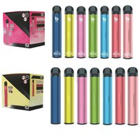 Nuevo Bang XXL Dispositivo de pluma vapes desechables de 800mAh Baterías de 6ml PODOS PROLADOS PRELENDIDOS VABORES 2000 Puffs Bang XL Puff Plus XXL Doble