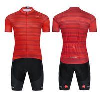 SUDU Cycling Jersey MTB 2021 Bicycle Team Shirts Mens' Short Sleeve Bike Wear Summer Premium Clothing