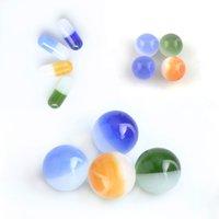 Terp Slurper Quartz Banger Nails Smoking Accessories Include Half Color Glass Bead,Pearl And Pillar