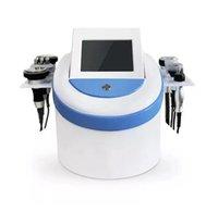 7 في 1 80K بالموجات فوق الصوتية التجويف التخسيس آلة فقدان الوزن / RF السيلوليت إزالة 40K فراغ الجسم سليم تدليك فراغ معدات التجميل