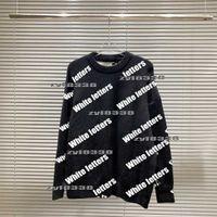 Мужские дизайнерские свитера мужские женщины высококачественные круглые шеи с длинным рукавом свитер мужская повседневная толстовка 8 Размер цвета S-XXL
