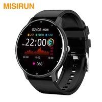 Дизайнер люкс бренд часы N ZL02 Smart для мужчин женщин водонепроницаемый сердечный ритм Фитнес мужская спортивная смарт-iPhone Android Xiaomi Huawei