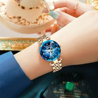 2021 new fashion men's and women's watches leisure multicolor waterproof trend watche IGDE