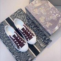 Stil Moda Kalite Kadın Ayakkabı Espadrilles Sneakers Baskı Yürüyüş Sneaker Nakış Tuval Düşük Top Platformu Rahat Ayakkabı 05