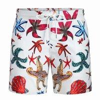 2021Outdoor Sports Atacado Verão Homens Moda Shorts Board Curto Rápido Seca Swim Desgaste Imprimindo Placas Beach Calças