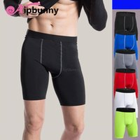 Yoga Outfits Aipbunny 2021 High Quality Powerlifting Fitness Sports Tight Shorts For Men Basketball Gym Sweatpants Jogging Workout Short