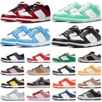 Dunks Low Coast Michigan Running Shoes for men women Chunky Dunky University Blue Syracuse Valentines Day womens Classic Lows trainers outdoor sports sneakers