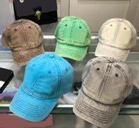 Мода дизайнерская шляпа с буквами Летняя улица бейсбольная шапка шарики для мужчин женщин регулируемые шапки шапочки 5 цветов высокое качество