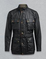 남성용 재킷 2021 남성용 폭탄 자켓 Veste 관광 트로피 왁스 Kurtka Turystyczna Giubbotti Cerati Moto Coat