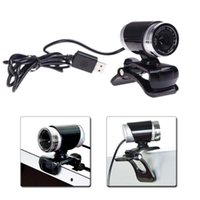 Cameras Rotatable Camera HD Webcam 480P USB Video Recording Web With Microphone For PC Computer