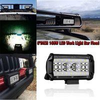 5 Inch 12V 24V LED Bar Offroad Spot Flood Combo LED Light Bar Work Light for Truck Car SUV 4WD 4x4 Boat ATV Barra LED Headlights