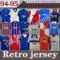 Scotland Glasgow Football Football Soccerys Vintage 87 90 92 94 96 97 99 01 Retro Red Blanc Blanc Blanc Away Irlande Shirts Uniformes