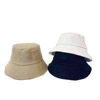 New big-name hot rhinestone fisherman hat bonnet winter hats fashion bucket Stingy Brim cap Woman mens beanie sun beach caps icon Casquette with box dust bag